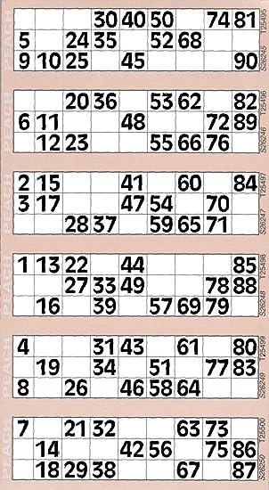 Jumbo Bingo