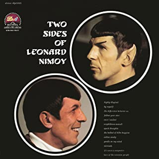 The Two Sides Of Leonard Nimoy