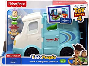 Disney Toy Story 4 Jessie's Campground Adventure by Little People