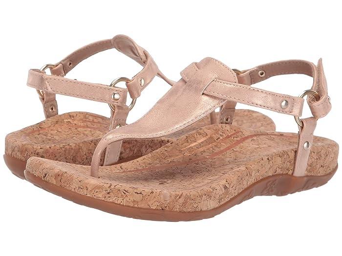 Aetrex  Emilia (Rose) Womens Sandals