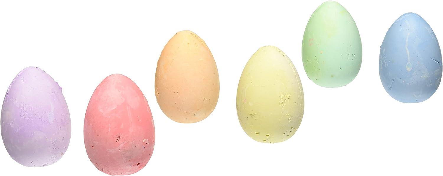 Mail order Direct Exchange Easter Egg Sidewalk - shop 6 Pack Chalk