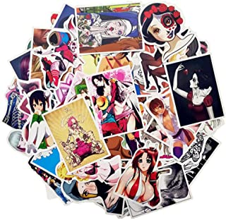 THE MIMI'S Sexy Women Stickers Pack [100pcs] Laptop Stickers Bomb Beauty Pinup Girls Stickers and Decals Vintage Retro Stickers For Luggage Skateboard Phone Case Guitar Car Bike Bumper