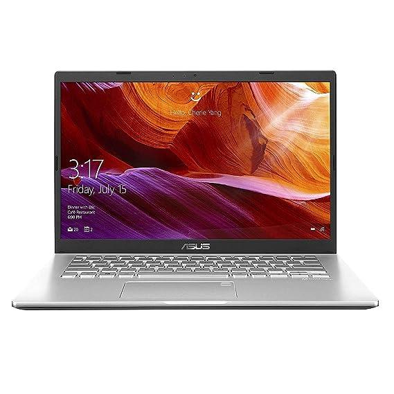 "Asus Vivobook M515DA-BQ522TS Laptop (AMD Quad Core Ryzen 5/4 GB/256 GB SSD/15.6""/AMD Radeon Vega 8 Graphics/Windows 10/Ms Office 2019"