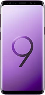 Samsung Galaxy S9 4GB / 64GB 5.8-inches LTE Dual SIM Factory Unlocked (Lilac Purple)
