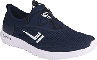 calcetto AQUAC Series NAVYWHITE Casual Shoes for Men
