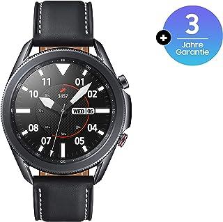 Samsung Galaxy Watch3, okrągły smartwatch Bluetooth do systemu Android, obrotowa luneta, LTE, zegarek fitness, monitor akt...