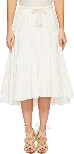 See by Chloe - Cheesecloth Maxi Skirt