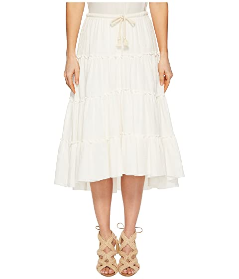 Sale alerts for  Cheesecloth Maxi Skirt - Covvet