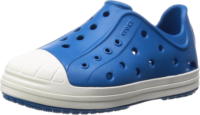 Crocs Bump It K shoes (Toddler Little Kid), Ultra Marine Oyster, 10 M US Toddler