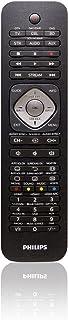 Philips SRP5016/10 Universal Fernbedienung (6 in 1, TV, Blu ray, STB, STR, SB, AUX) schwarz