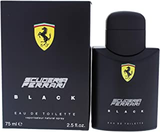 Ferrari Black Eau De Toilette, 75ml