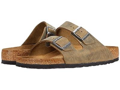 Birkenstock Arizona Soft Footbed Leather (Unisex)