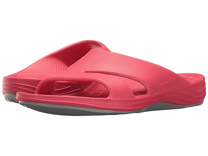 Aetrex  Lynco Slide (Watermelon) Womens Sandals