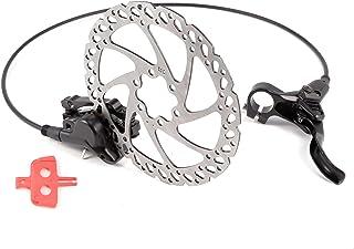 Kit Freno de Disco Hidráulico 160mm para Bicicleta de Montaña BMX MTB