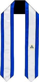 Nicaragua Flag Graduation Sash/Stole International Study Abroad Adult Unisex