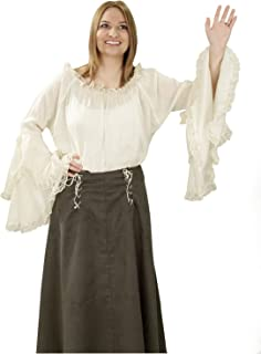 Museum Replicas Ladies Medieval Peasant, Gypsy Wench Blouse