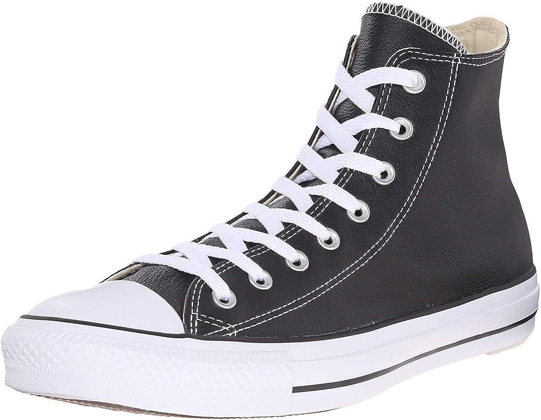 CTAS HI Zapatos Deportivos para Nino Negro 3S121C