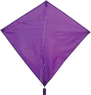 In the Breeze Purple Diamond Kite