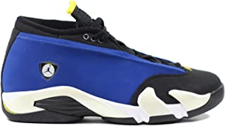Men Air 14 Low (Blue/Varsity Royal/Varsity Maize/White)