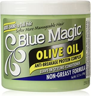 Blue Magic Olive Oil, 13.75 Ounce