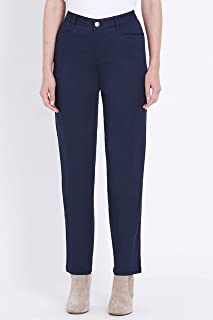 W.Lane Seam Detail Chino - Womens