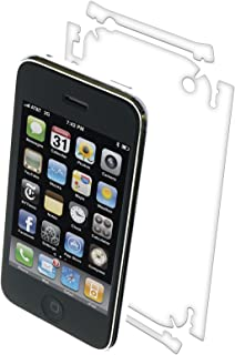 invisibleSHIELD for the Apple iPhone 3G (Back)
