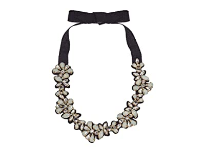 J.Crew Gavotte Necklace (Crystal) Necklace