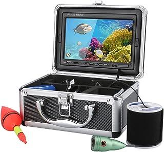 GRXXX Finder De HD Finder Cámara Bajo El Agua Pantalla De Color TFT De 7 Pulgadas CCD Y HD View DVR1000 TVL20 / 30 / 50M,30M