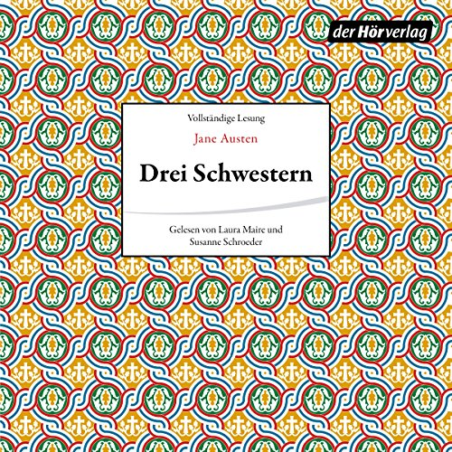 Drei Schwestern audiobook cover art