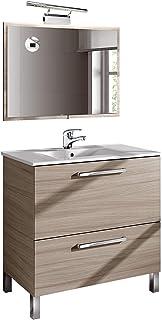 Hogar Decora Mueble Lavabo + Espejo + Lavabo + Grifo +