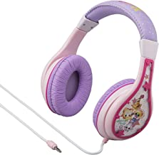 Shopkins Headphones for Kids with Built in Volume Limiting Feature for Kid Friendly Safe Listening