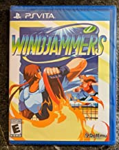 Windjammers (Vita) Limited Run #91