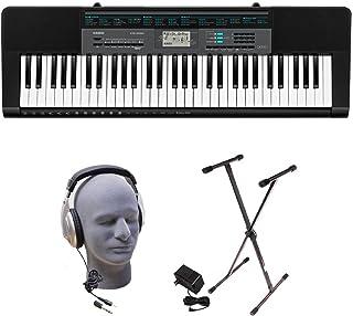 Casio CTK2550 61 Key Portable Keyboard Premium Package