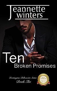 Ten Broken Promises (Barrington Billionaires Book 10)