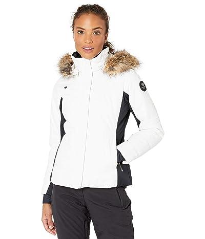 Obermeyer Petite Tuscany II Jacket (White) Women