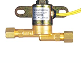4040 Solenoid Valve for Aprilaire,24 Volt for Humidifier Models 400, 500, 600, 700