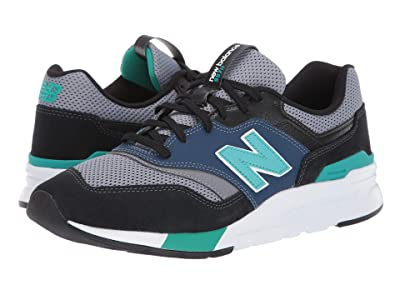 New Balance Classics CM997Hv1-USA (Black/Verdite) Men