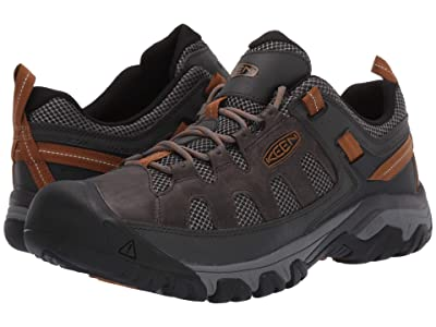 Keen Targhee Vent (Raven/Bronze Brown) Men