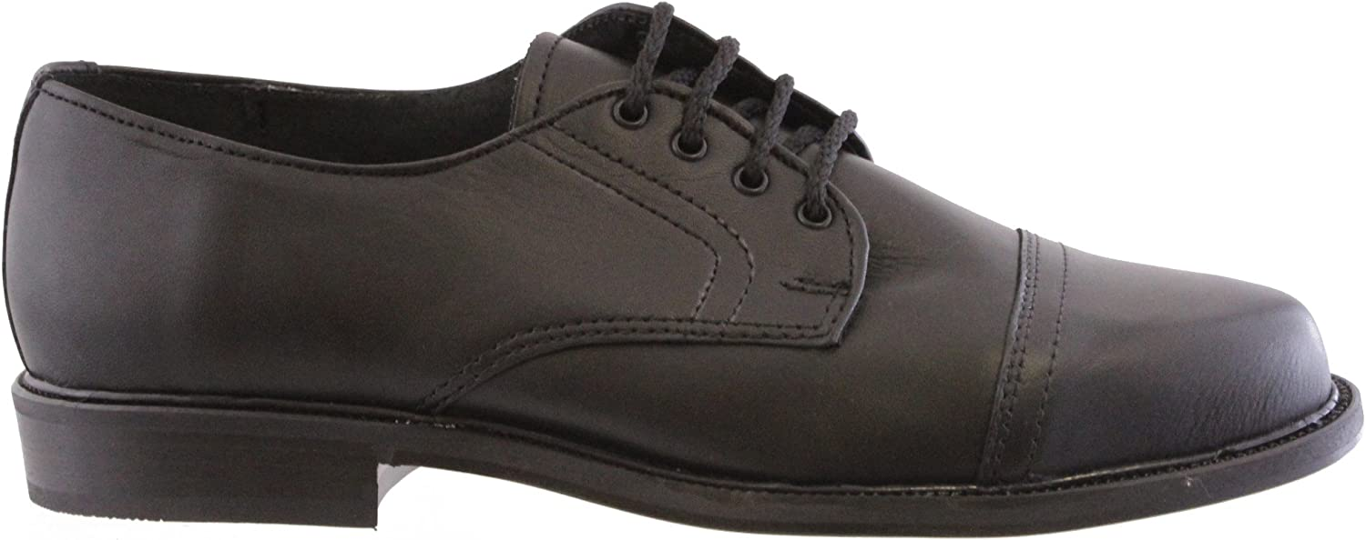 DRIFTERS MD 44 Gents Leather Gibson Toe Cap