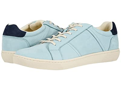 TOMS Leandro (Pastel Turquoise Nubuck Leather) Men