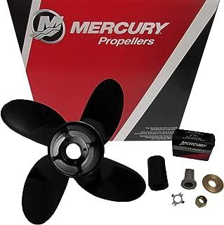 Mercury Marine Alpha 4 Blade Aluminum Prop Propeller 14-1/2 x 18 Pitch