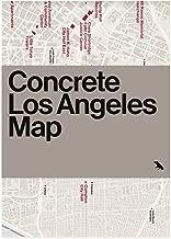 Concrete Los Angeles Map: Guide to Concrete and Brutalist Architecture in LA