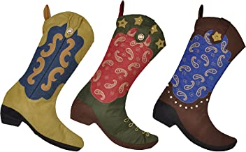 Best western cowboy boot christmas stocking Reviews