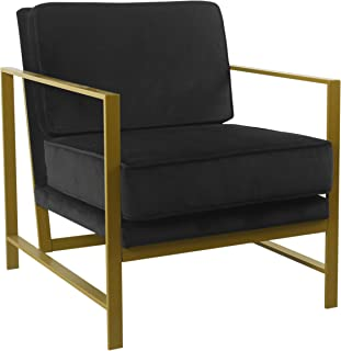 Best black metal accent chairs Reviews
