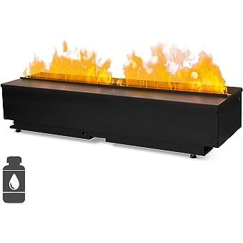 DIMPLEX Cassette 500 Commercial Built-in Fireplace Eléctrico Negro ...