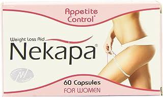 Nekapa Natural Appetite Control - Pack of 60 Capsules