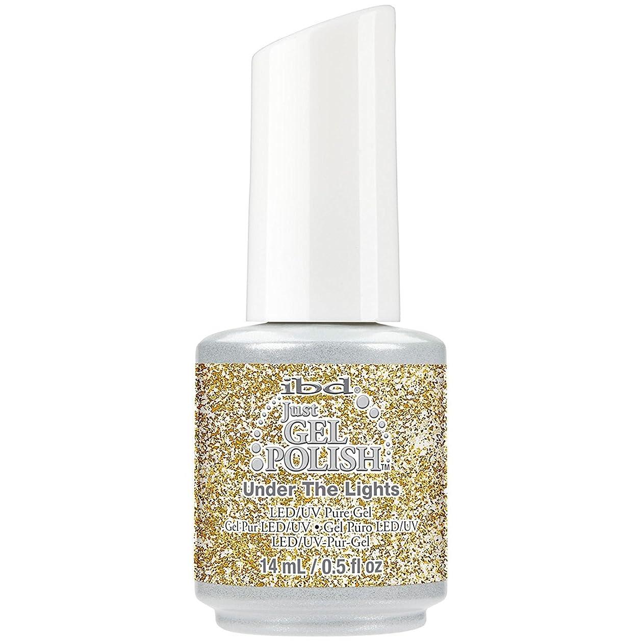 血あえて発生するibd Just Gel Polish - Diamonds+Dreams Collection - Under the Lights - 14 mL / 0.5 oz
