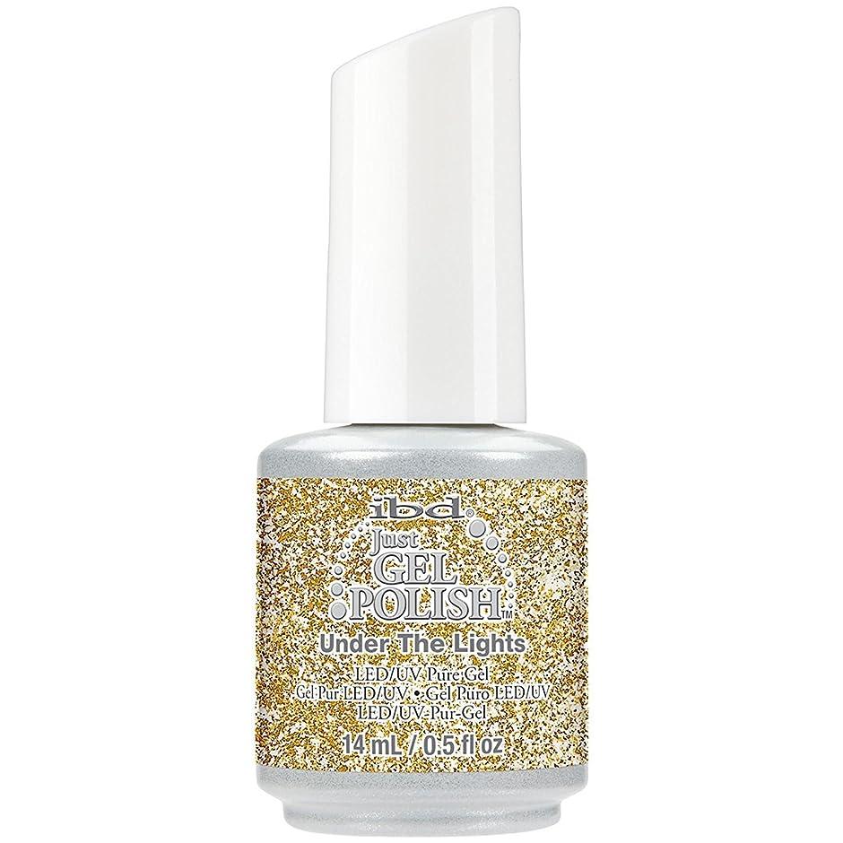 回転バラバラにする解説ibd Just Gel Polish - Diamonds+Dreams Collection - Under the Lights - 14 mL / 0.5 oz