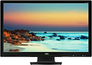 AOC 27 (68.6cm) LED Monitor Black E2770SHE