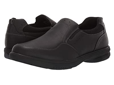 Nunn Bush Kore Walk Slip-On (Black) Men